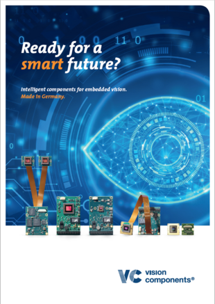 Cover brochure: Ready for a smart future?
